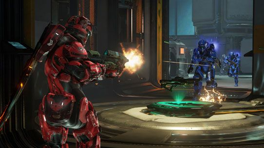 Illustration de l'article sur Halo 5 Guardians