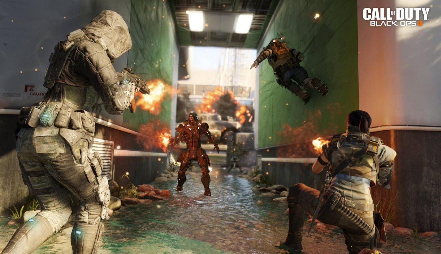 Illustration de l'article sur Call of Duty: Black Ops III est désormais disponible