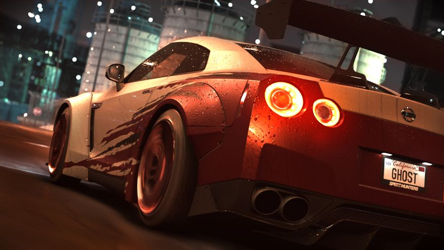 Illustration de l'article sur Need For Speed  (2015)
