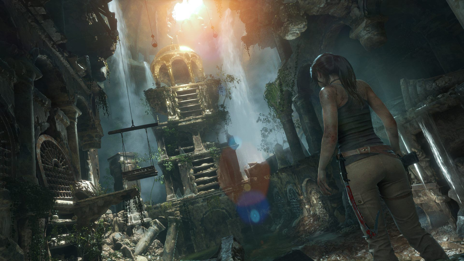 Illustration de l'article sur Rise Of The Tomb Raider la date de sortie PC dévoilé