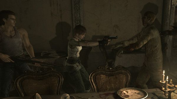Illustration de l'article sur Resident Evil 0 HD Remaster