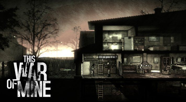 Illustration de l'article sur This War of Mine: The Little Ones