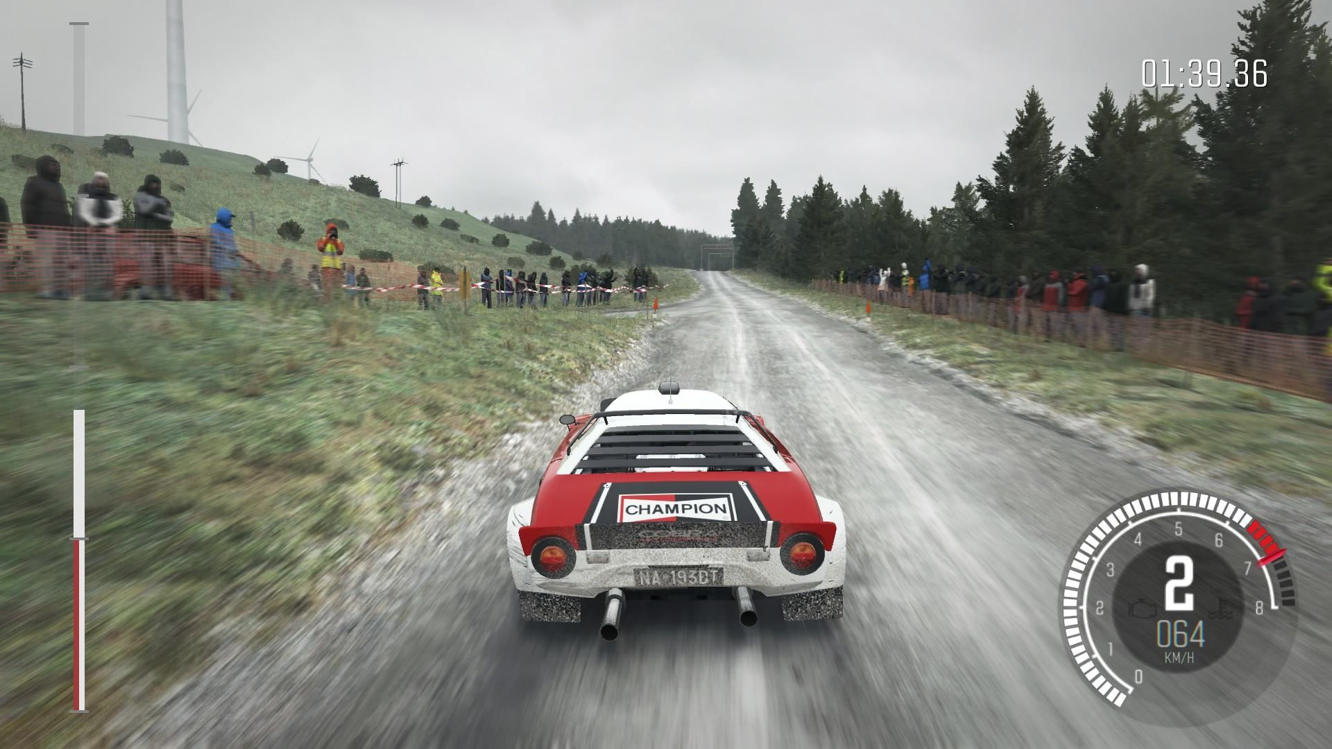 Illustration de l'article sur DiRT Rally en approche