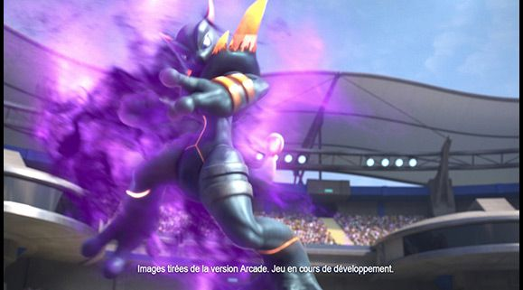 Illustration de l'article sur Pokkén Tournament sur Wii U le 18 mars