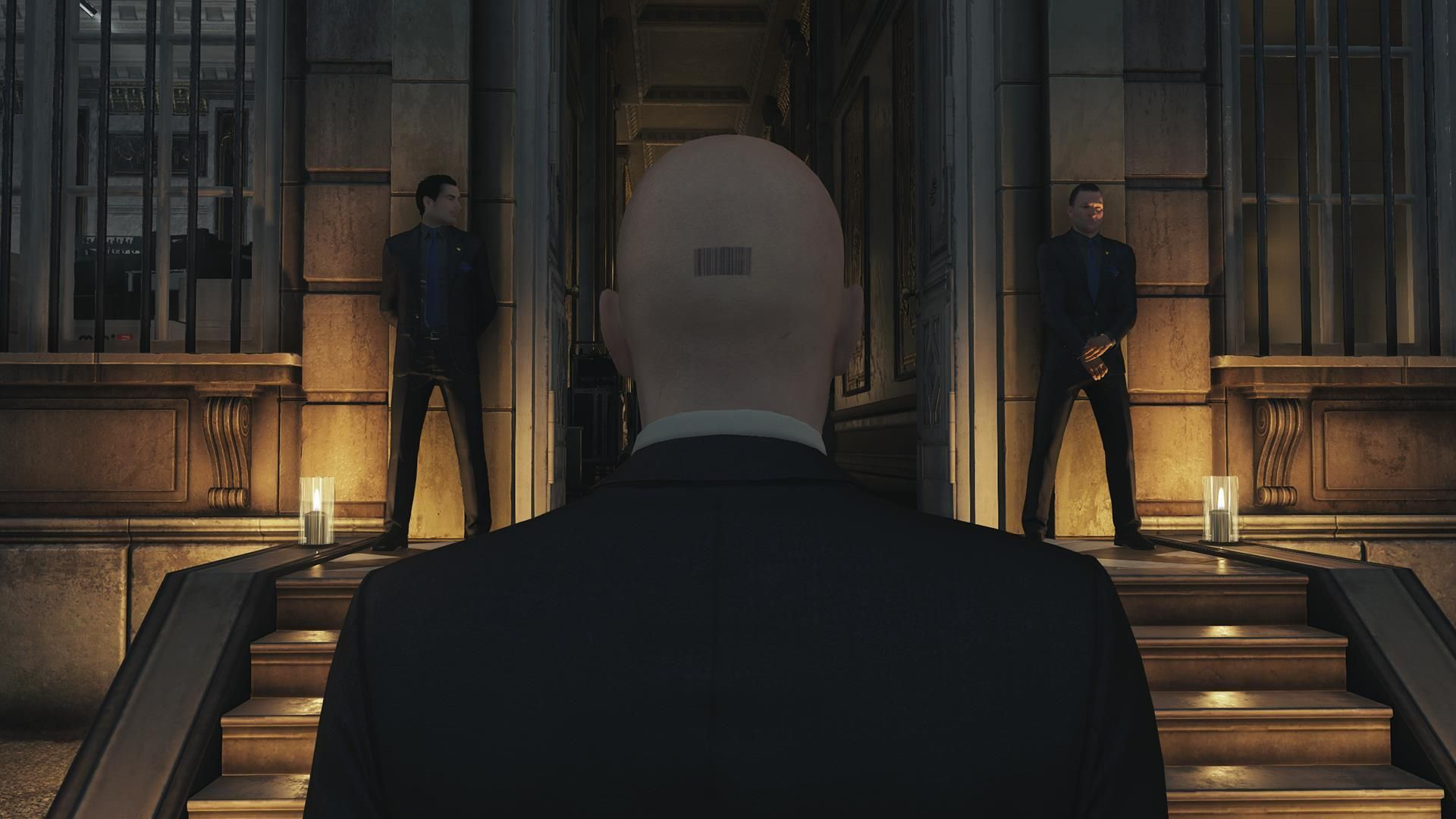 Illustration de l'article sur HITMAN : L'agent 47, du virtuel au réel