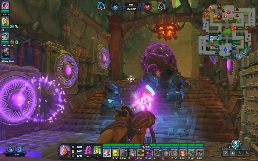 Illustration de l'article sur Orcs Must Die! Unchained lance sa Beta Ouverte