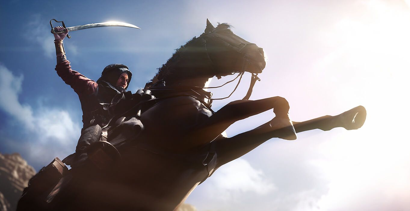 Illustration de l'article sur EA annonce BATTLEFIELD