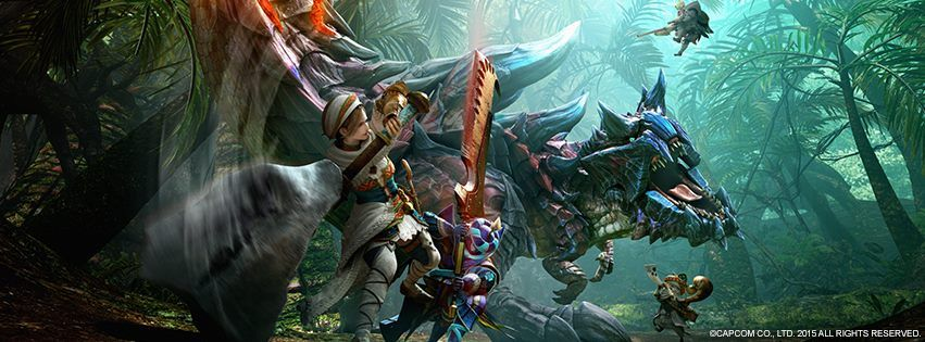 Illustration de l'article sur New Nintendo 3DS XL Monster Hunter Generations