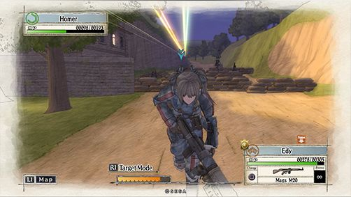 Illustration de l'article sur Valkyria Chronicles Remastered est aujourd'hui disponible