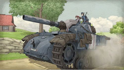Illustration de l'article sur Valkyria Chronicles Remastered