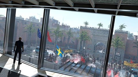 Illustration de l'article sur HITMAN - Episode 3 : Marrakech disponible