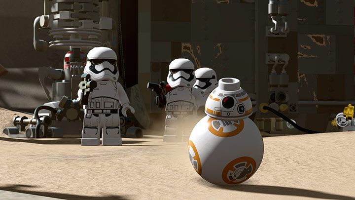 Illustration de l'article sur LEGO Star Wars : Le Réveil de la Force