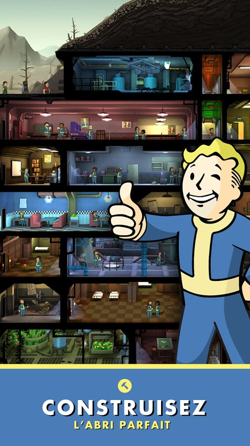 Illustration de l'article sur Fallout Shelter