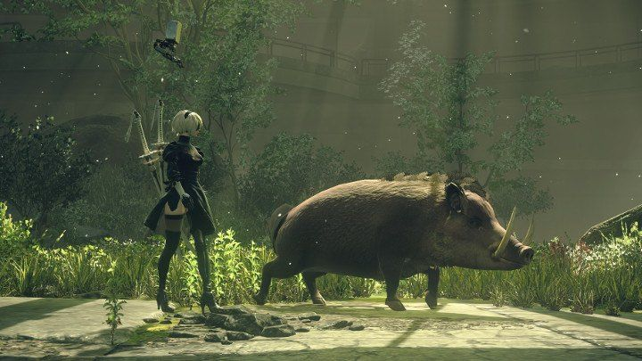 Illustration de l'article sur NieR: Automata sortira sur Steam en 2017