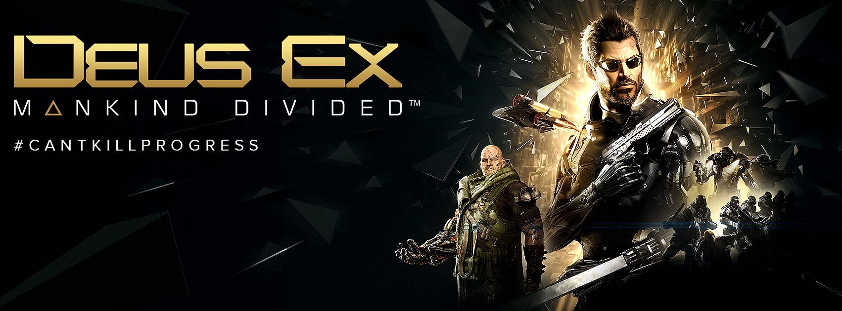 Illustration de l'article sur Deus Ex : Mankind Divided est enfin disponible