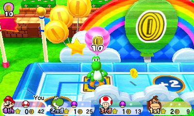 Illustration de l'article sur Mario Party : Star Rush