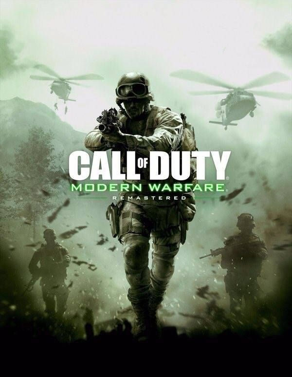 Retrouvez notre TEST :  Call of Duty 4 : Modern Warfare Remastered - 17/20