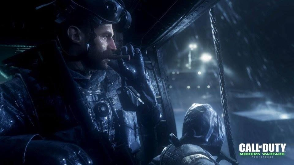 Illustration de l'article sur Call of Duty 4 : Modern Warfare Remastered