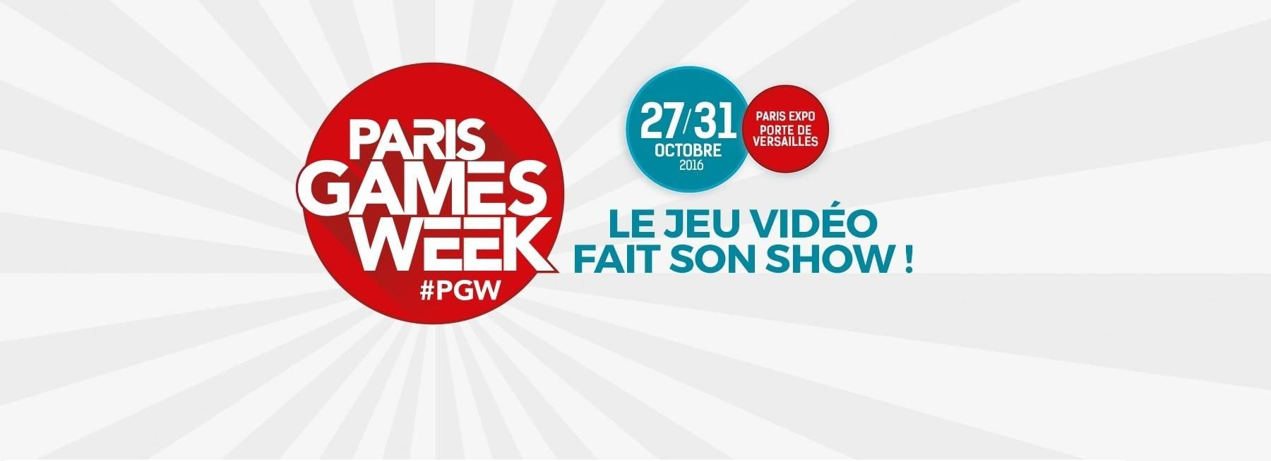 Illustration de l'article sur EA à la Paris Games Week  du 27 au 31 octobre 2016