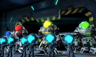 Illustration de l'article sur Metroid Prime : Federation Force
