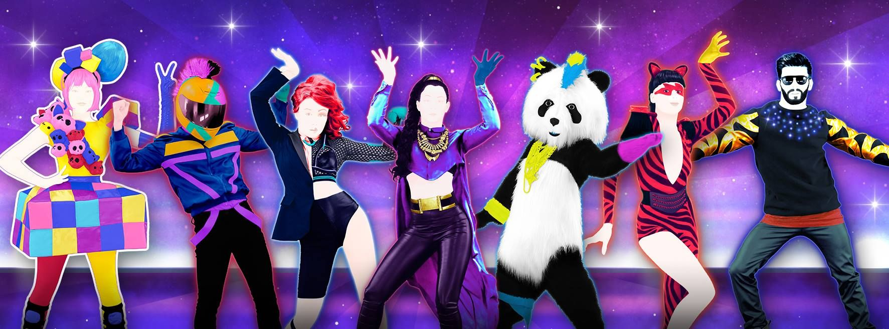 Illustration de l'article sur Just Dance 2017 est disponible