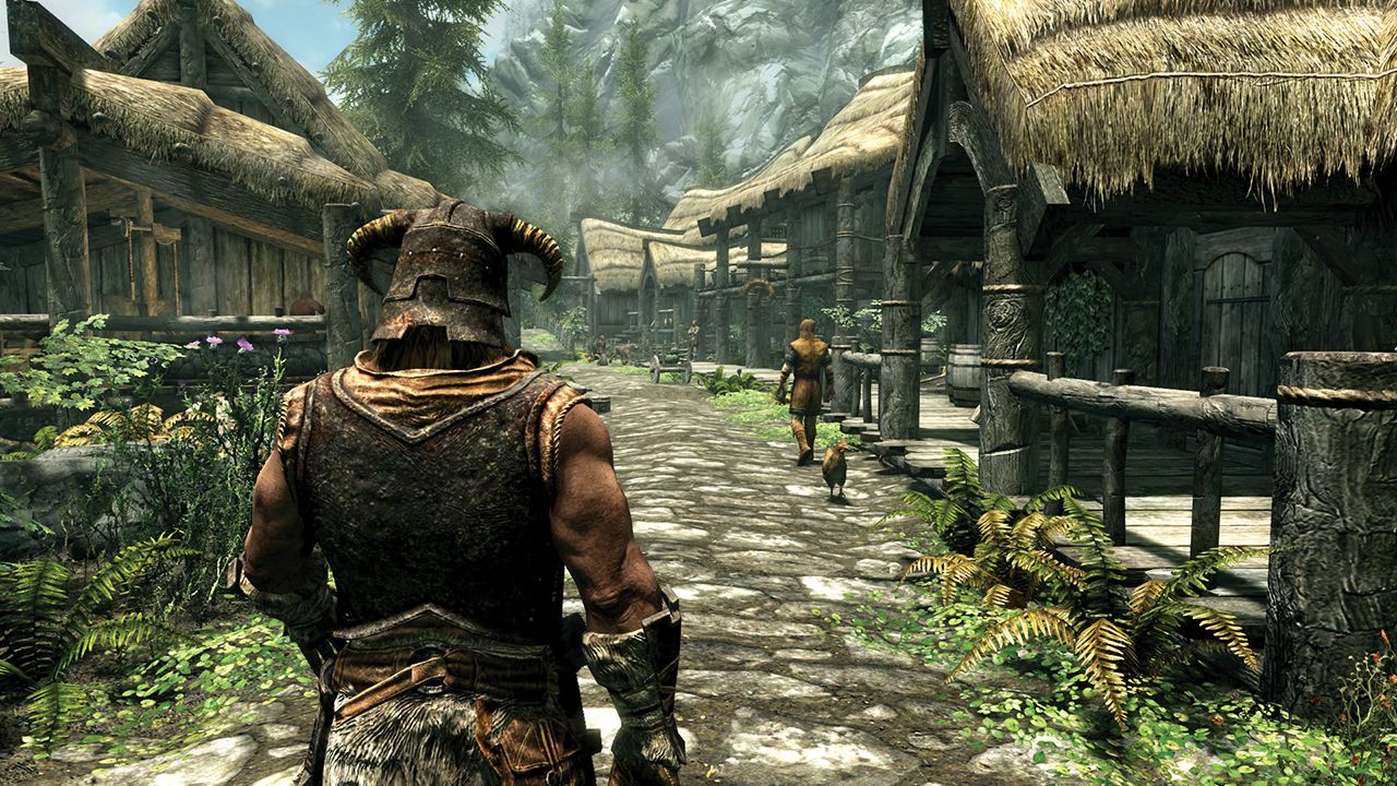 Illustration de l'article sur The Elder Scrolls V : Skyrim  Special Edition