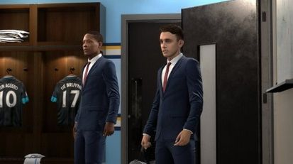 Illustration de l'article sur Plus de 124 millions de buts  d'Alex Hunter dans FIFA 17