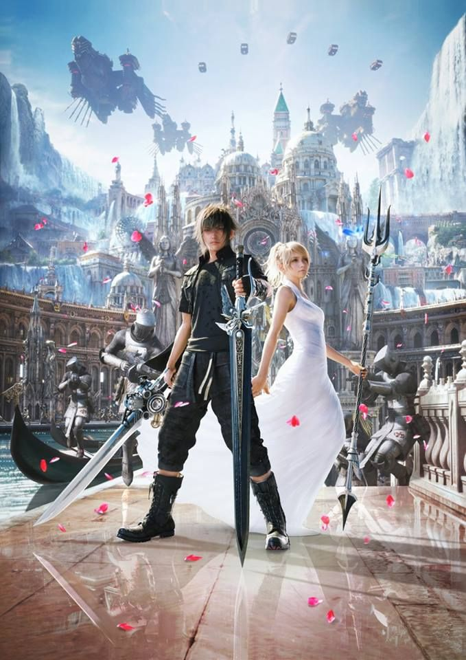 Illustration de l'article sur [FORUM] FINAL FANTASY XV