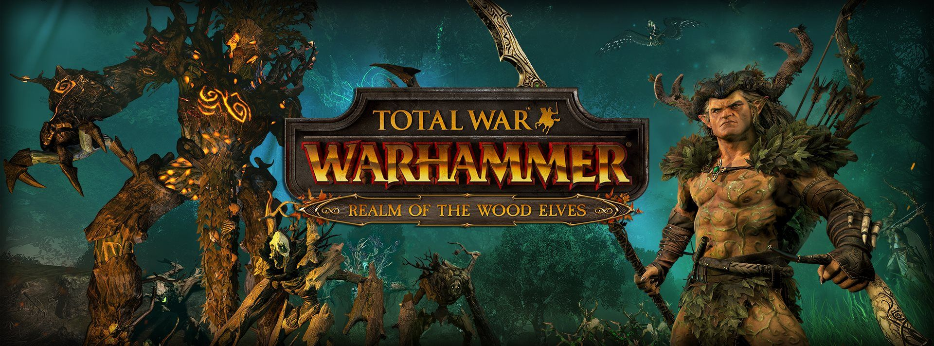 Illustration de l'article sur Total War : WarhammerRealm of the Wood Elves