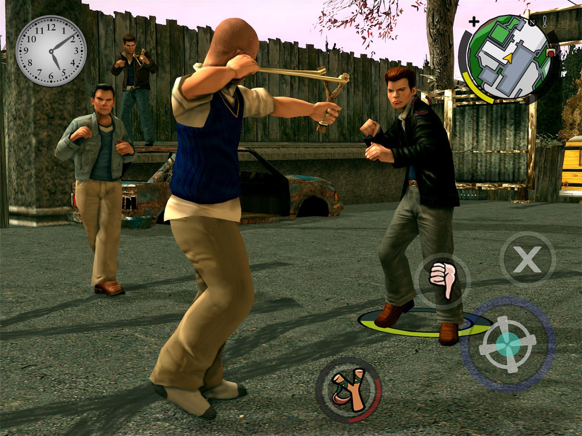 Illustration de l'article sur Bully: Anniversary Edition disponible sur iOS et Android