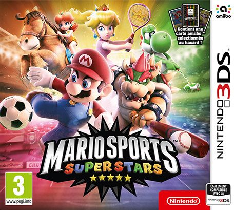 Illustration de l'article sur Mario Sports Superstars arrive en mars sur 3DS