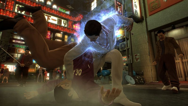 Illustration de l'article sur Yakuza Zero : The Place of Oath
