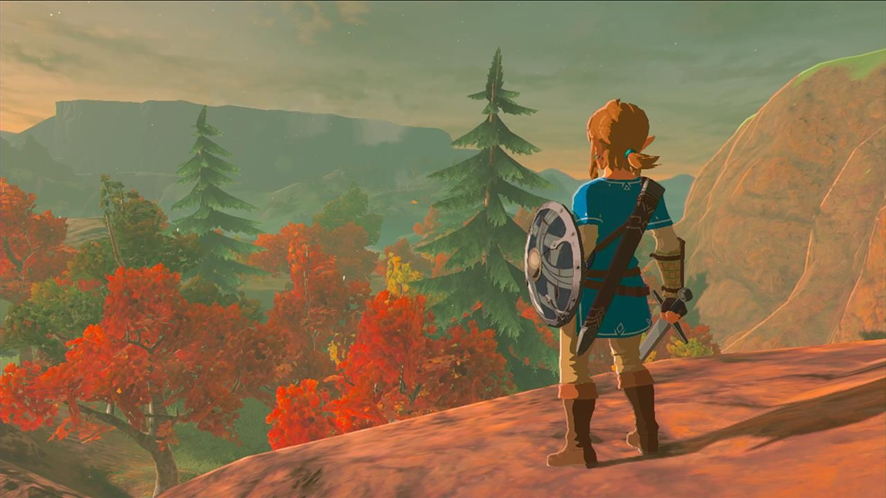 Illustration de l'article sur The Legend of Zelda: Breath of the Wild