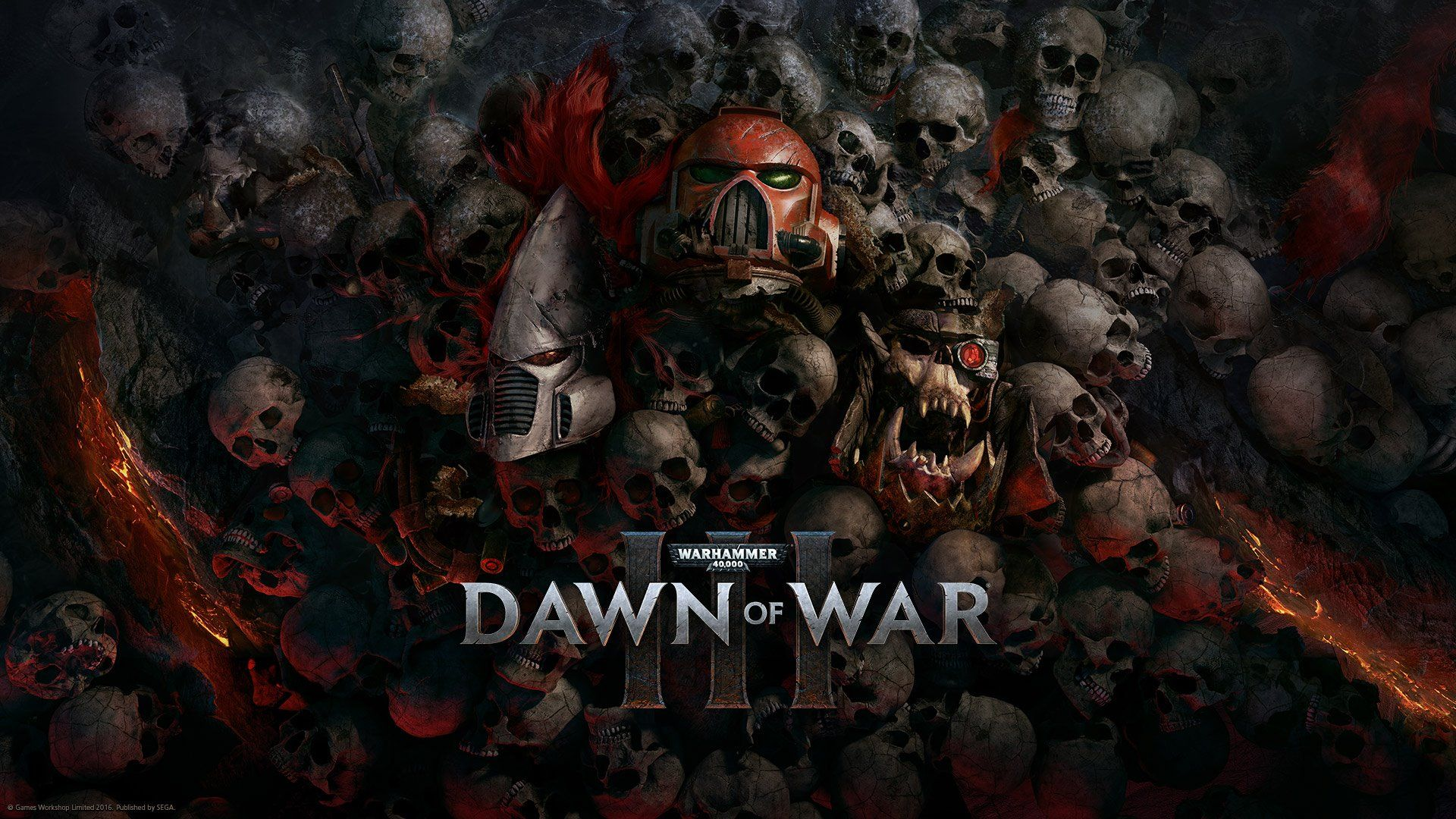 Illustration de l'article sur Les voix de Warhammer 40,000: Dawn of War III