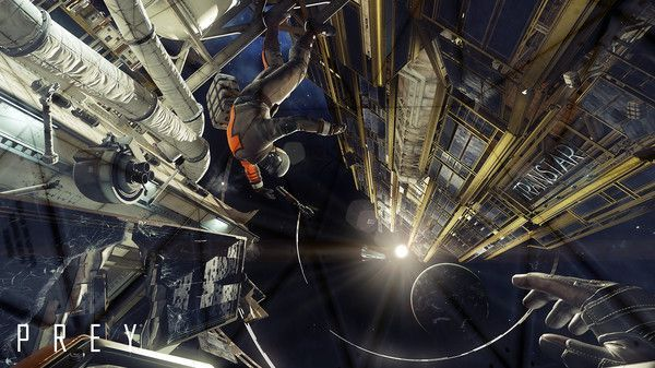 Illustration de l'article sur Prey est maintenant disponible sur Xbox One, PS4 et PC