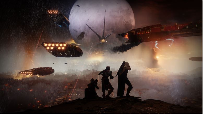 Illustration de l'article sur Le gameplay de Destiny 2