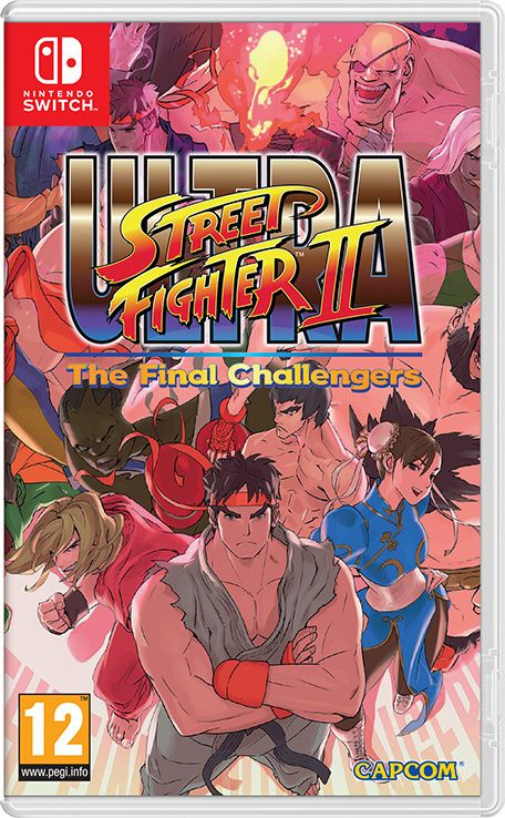 Retrouvez notre TEST : ULTRA STREET FIGHTER II: The Final Challengers  - 17/20
