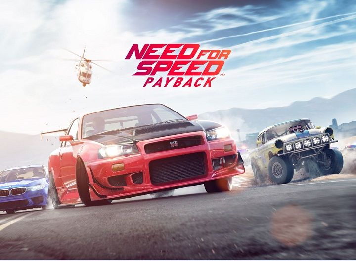 Illustration de l'article sur EA dévoile Need for Speed Payback