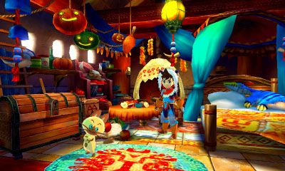 Illustration de l'article sur Monster Hunter Stories