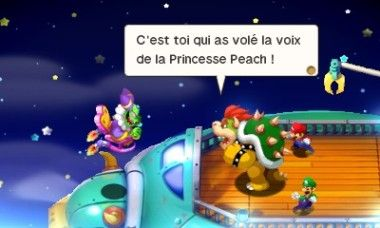 Illustration de l'article sur Mario & Luigi: Superstar Saga + Les sbires de Bowser