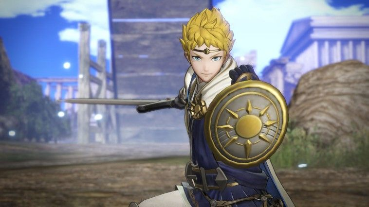 Illustration de l'article sur Fire Emblem Warriors