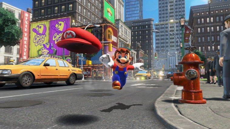 Illustration de l'article sur Super Mario Odyssey