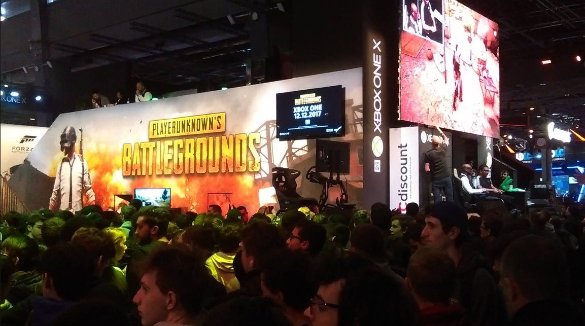 Illustration de l'article sur Paris Games Week 2017 ferme ses portes