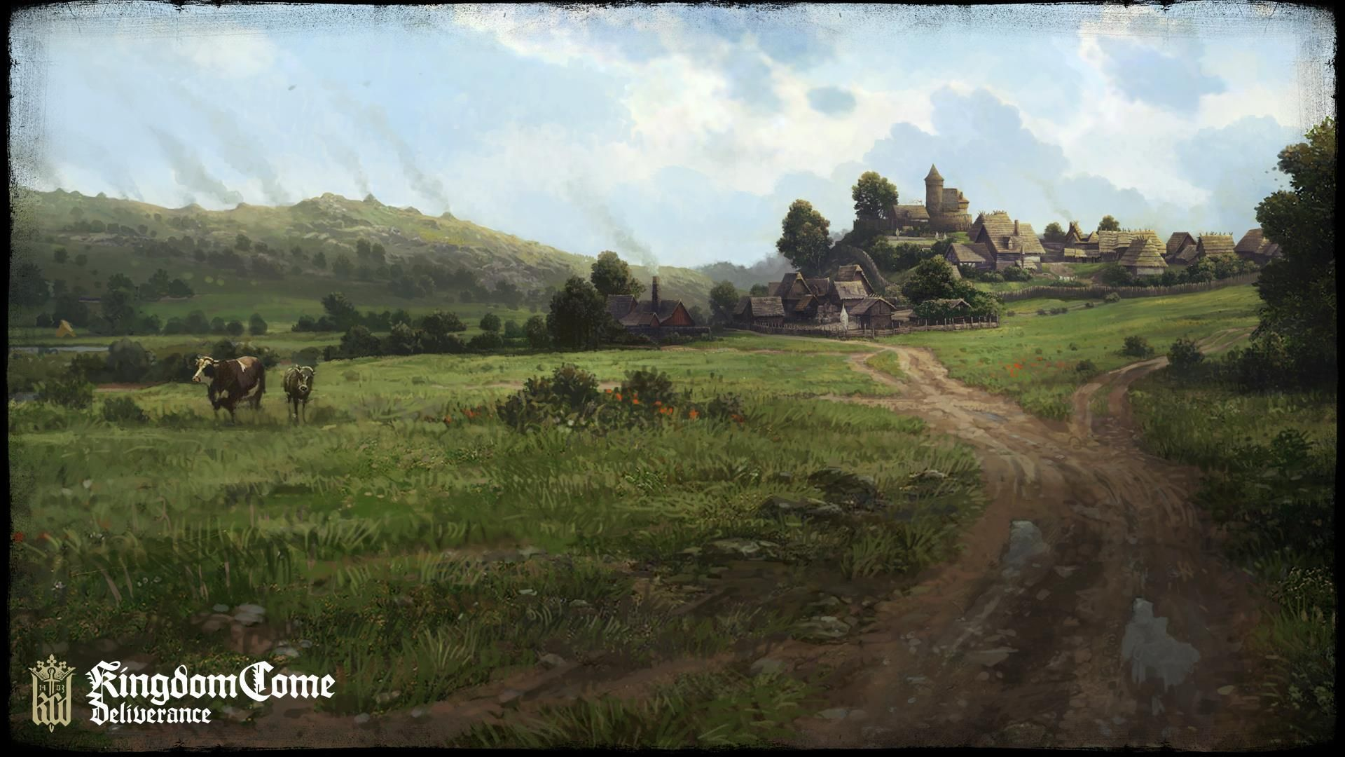 Illustration de l'article sur Kingdom Come: Deliverancesortira en février 2018