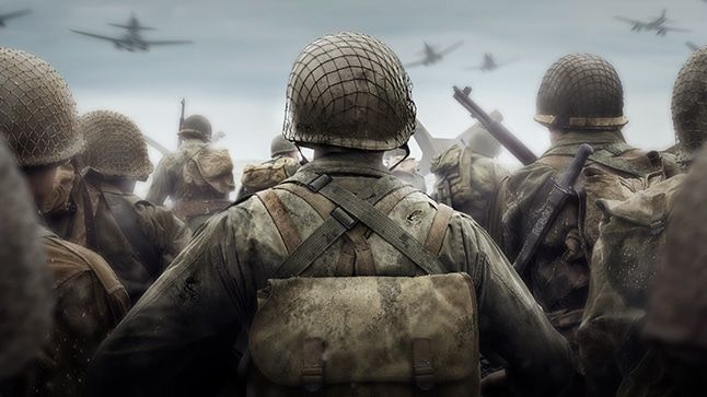 Illustration de l'article sur Call of Duty WWII
