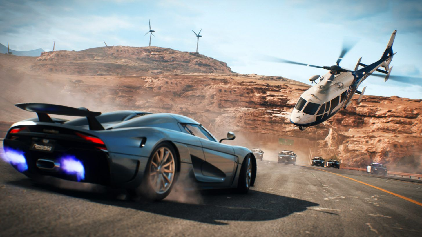 Illustration de l'article sur Need for Speed Payback