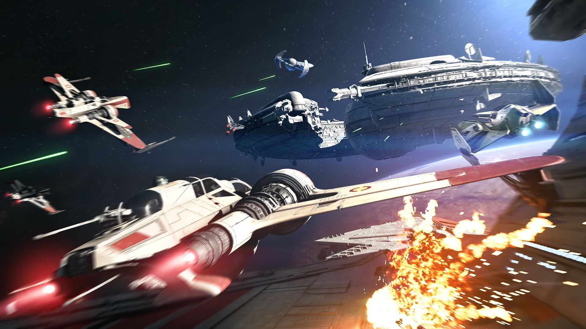 Illustration de l'article sur Star Wars Battlefront II