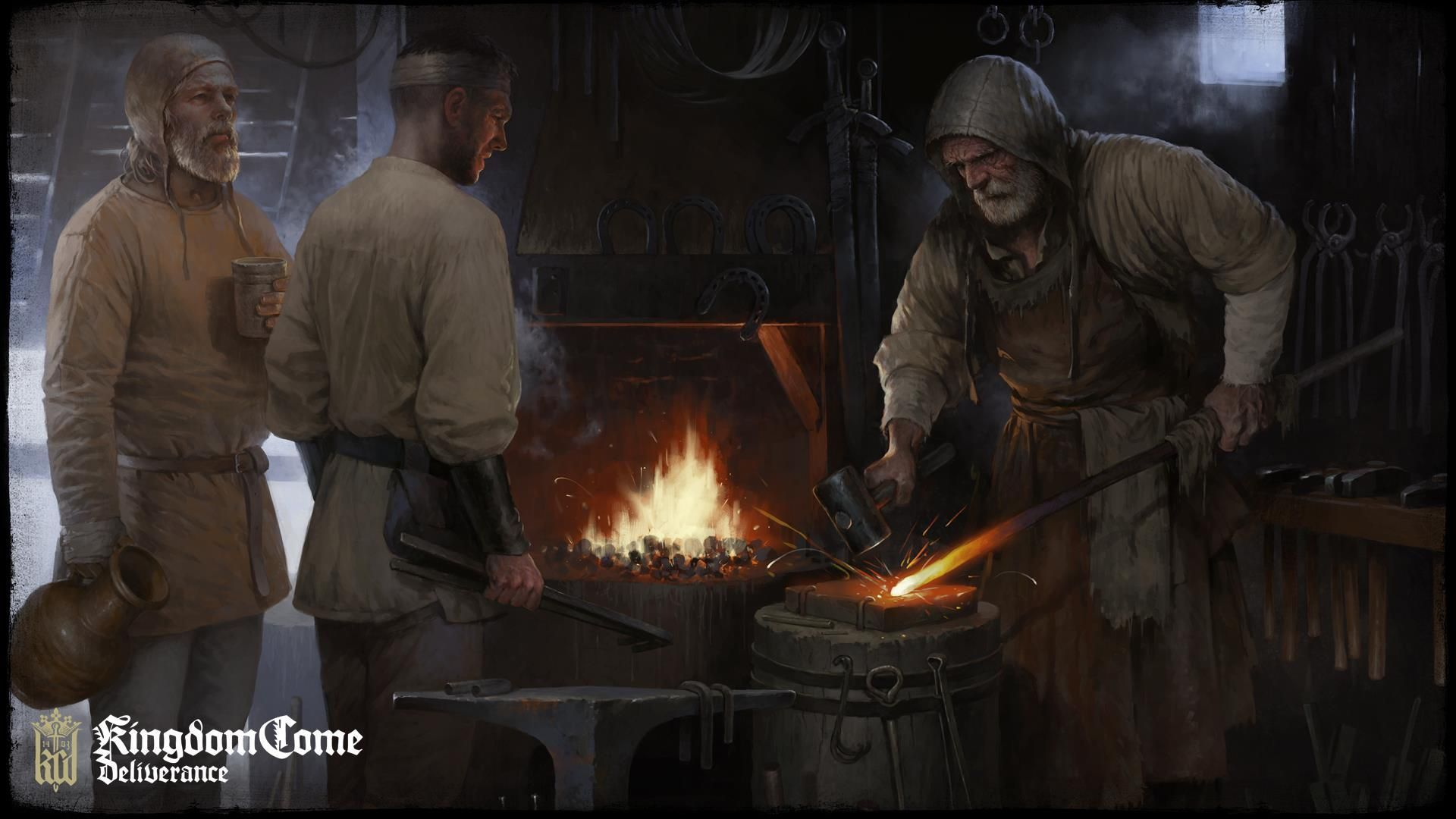 Illustration de l'article sur Kingdom Come: Deliverances'illustre en vidéo