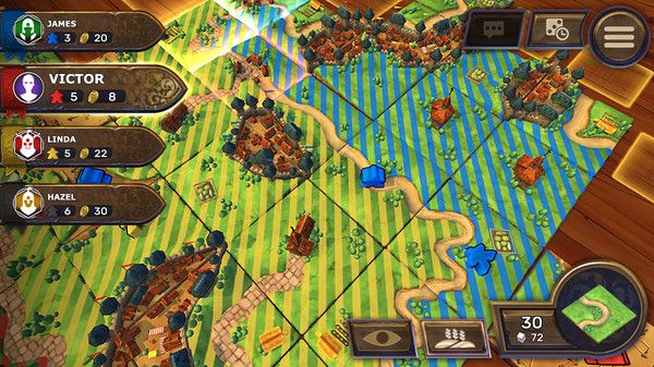 Illustration de l'article sur Carcassonne: The Official Board Game