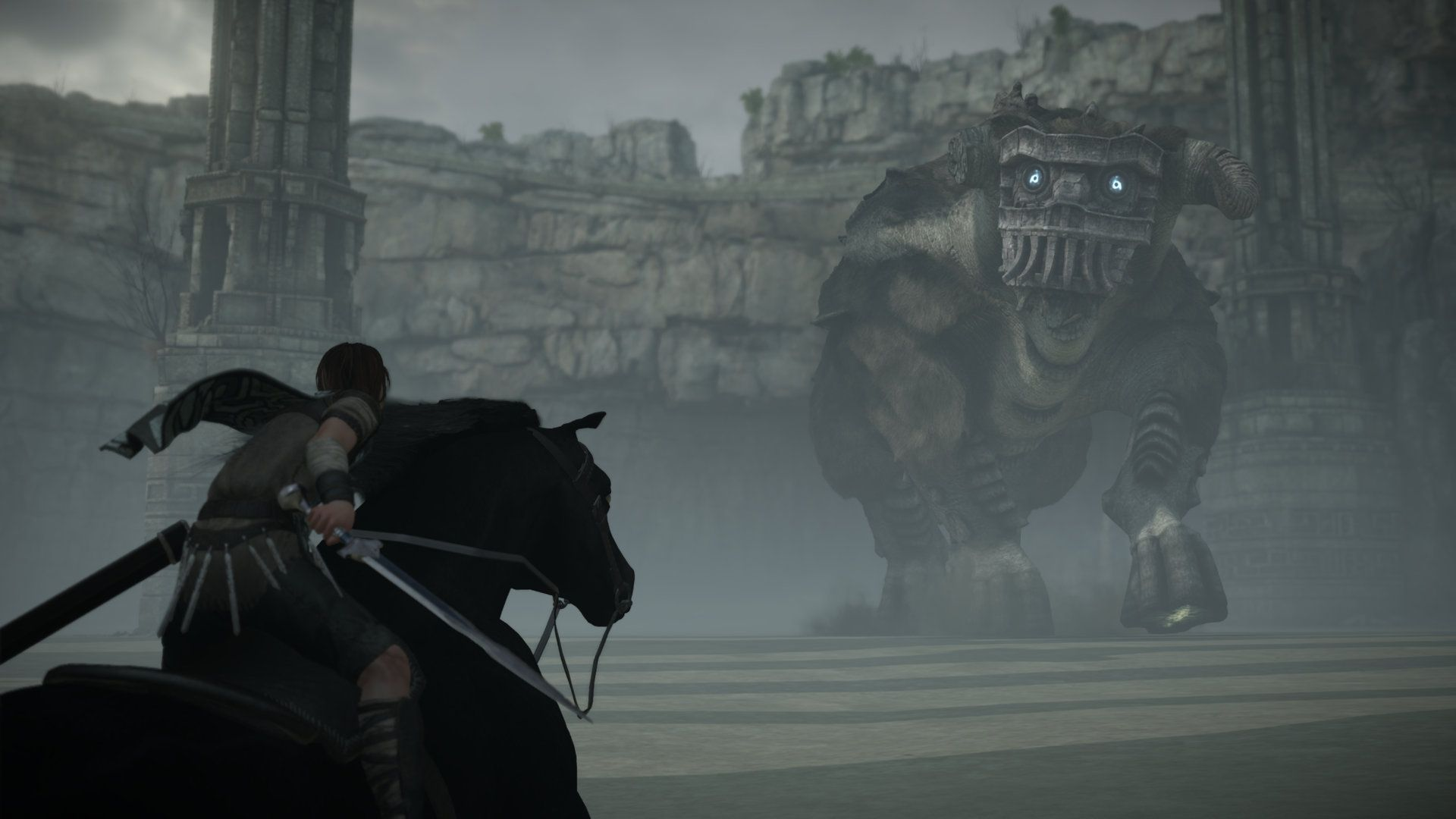 Illustration de l'article sur Shadow of the Colossus